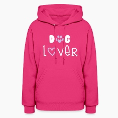 Dog Lover Hoodies