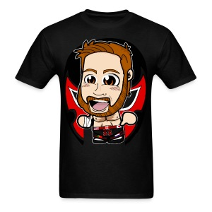SZ Chibi Shirt (Male) - Men's T-Shirt