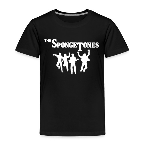 Spongetones Toddler's Tee - Toddler Premium T-Shirt