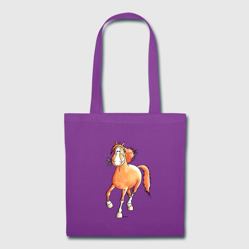 Cute Horse Bags & backpacks - Tote Bag