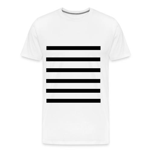 Straight - Men's Premium T-Shirt