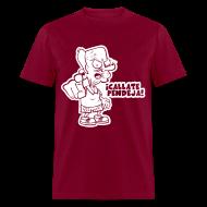 T-Shirts ~ Men's T-Shirt ~ Callate Pendeja (Stencil)