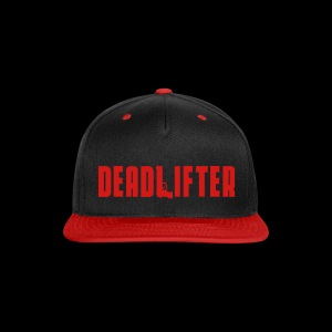 DEADLIFTER SNAPBACK - Snap-back Baseball Cap