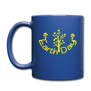 Earth day Full Color Mug - Full Color Mug