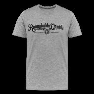 T-Shirts ~ Men's Premium T-Shirt ~ RL Black Label Premium T Shirt