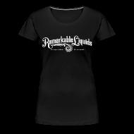 T-Shirts ~ Women's Premium T-Shirt ~ RL White Label Premium T Shirt