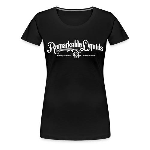 RL White Label Premium T Shirt - Women's Premium T-Shirt