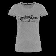 T-Shirts ~ Women's Premium T-Shirt ~ RL Black Label Premium T Shirt
