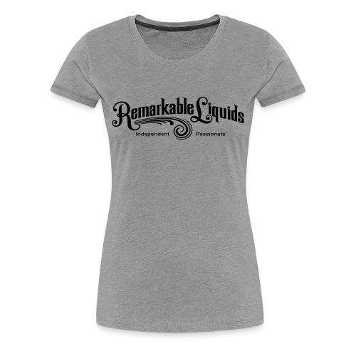 RL Black Label Premium T Shirt - Women's Premium T-Shirt