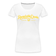 T-Shirts ~ Women's Premium T-Shirt ~ RL Gold Label Premium T Shirt