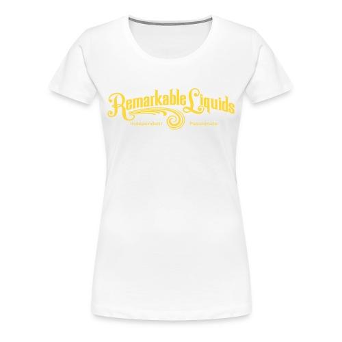 RL Gold Label Premium T Shirt - Women's Premium T-Shirt