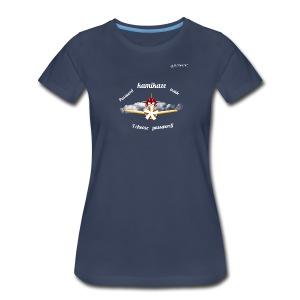 Password Kamikaze - Women's Premium T-Shirt