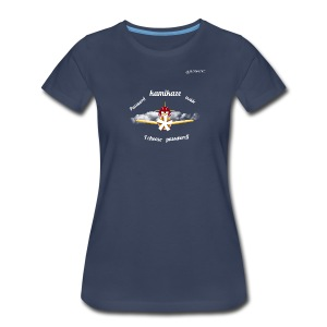 Password Kamikaze - Women's Premium T-Shirt
