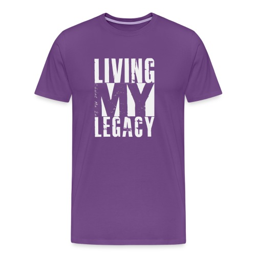 Legacy Tee 2016 - Men's Premium T-Shirt
