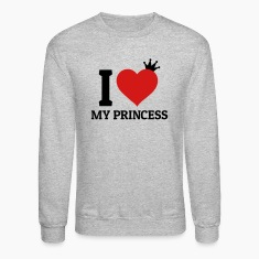 I love my Princess Long Sleeve Shirts