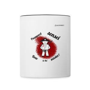 Password Sensei - Contrast Coffee Mug