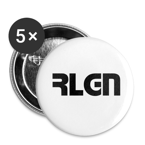 RLGN Pin. - Small Buttons