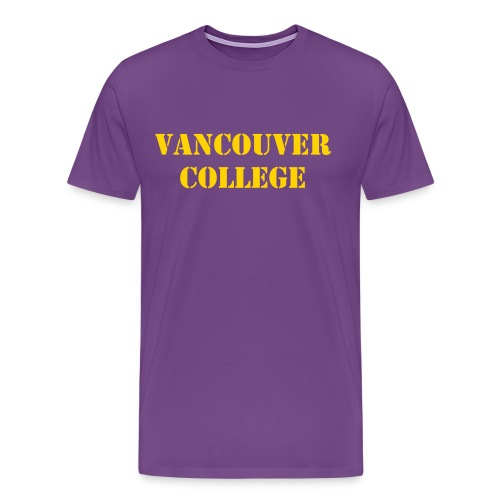 VC Football T-shirt - Men's Premium T-Shirt