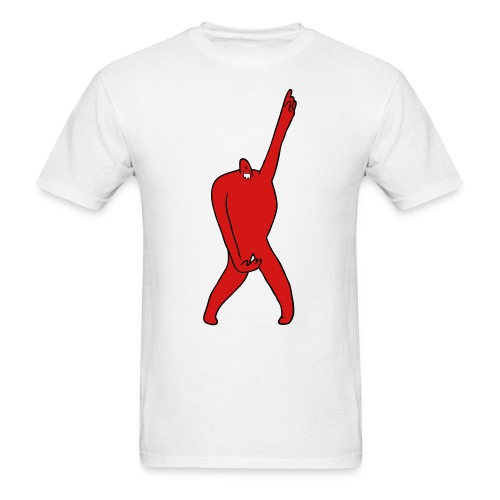 Fatawesome Monster - Men's T-Shirt