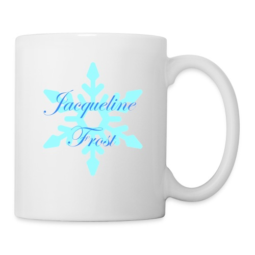 Jacqueline Frost Logo Cup - Coffee/Tea Mug