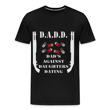 Dad Against Daughters Dating Patches | Iron On Dad Against Daughters ...