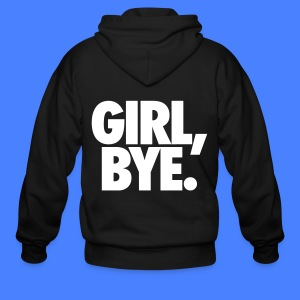 Girl Bye Zip Hoodies & Jackets - Men's Zip Hoodie