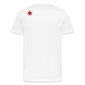 Joestar Birthmark - Red - Men's Premium T-Shirt