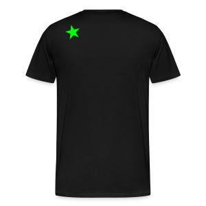 Joestar Birthmark - Neon Green - Men's Premium T-Shirt