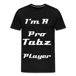 ProTabz Player - Men's Premium T-Shirt