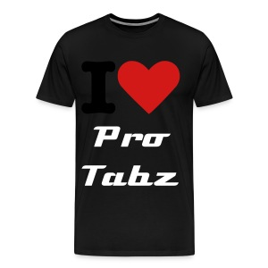 I Heart ProTabz - Men's Premium T-Shirt