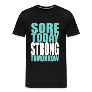 Men's Shirt- STRONG - Men's Premium T-Shirt