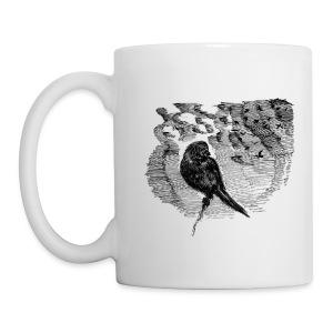 Lonely Bird - Coffee/Tea Mug