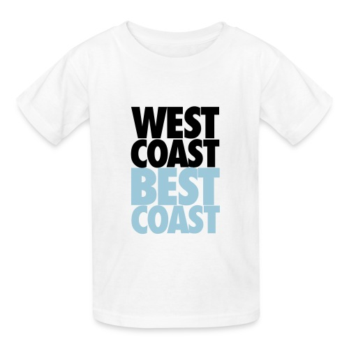 WEST COAST - Kids' T-Shirt