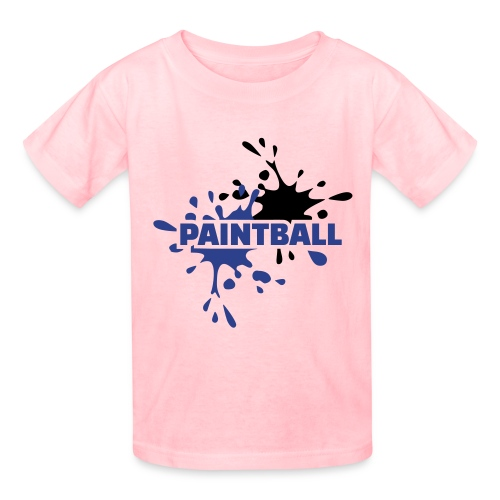 PAINT BALL - Kids' T-Shirt
