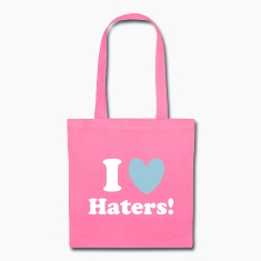 Haters Bags & backpacks