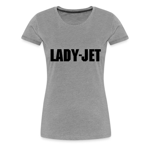 Lady Jet  - Women's Premium T-Shirt