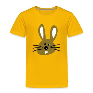 easter bunny Baby & Toddler Shirts - Toddler Premium T-Shirt