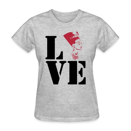 Women's T-Shirt - #love #blacklove #africa #egypt #hoodies #peace #natural #black #blackhair