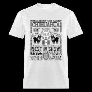 T-Shirts ~ Men's T-Shirt ~ Chihuahua 'Best in Show' T shirt