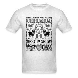 Chihuahua 'Best in Show' T shirt - Men's T-Shirt