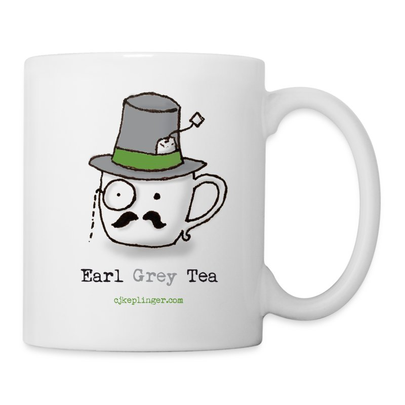 Earl Grey Tea mug - Coffee/Tea Mug