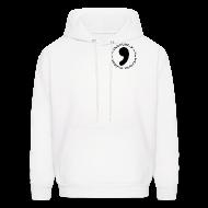 Hoodies ~ Men's Hoodie ~ Punctuation Social Personalities hoodie