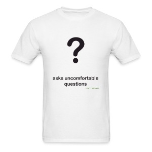 Punctuation Personality: Question Tee - Men's T-Shirt