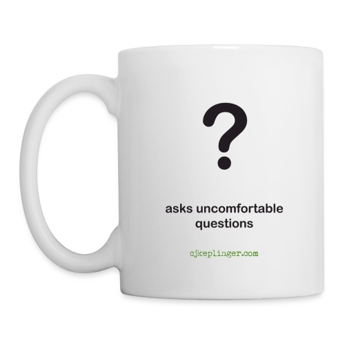 Punctuation Personality: Question Mug - Coffee/Tea Mug