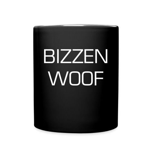 Bizzenwoof Hat - Full Color Mug