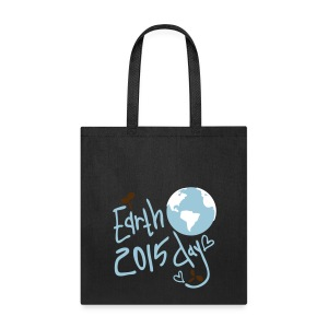 2015 earth day Tote Bag - Tote Bag