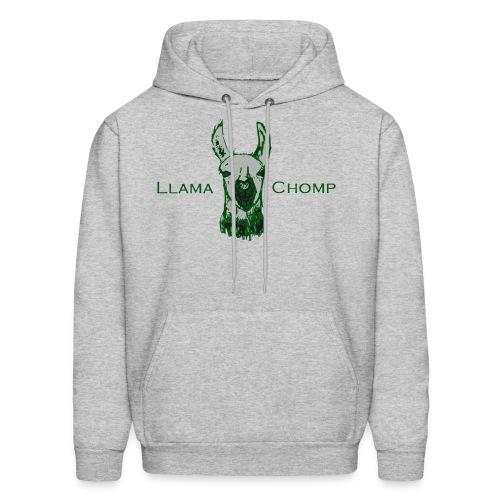LlamaChomp Hoodie by Xeralt - Men's Hoodie