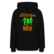 Hoodies ~ Women's Hoodie ~ Women's TZ Rots Hoodie