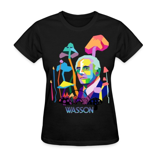 R. Gordon Wasson Women's Shirt - Women's T-Shirt