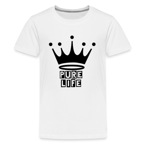 Pure Life Shirt For Kids - Kids' Premium T-Shirt